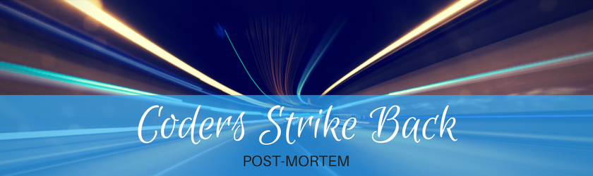 Alex Korablev – Coders Strike Back Post-mortem